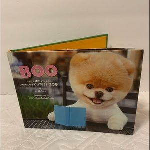 Urban Outfitters BOO The World's Cutest Dog Book